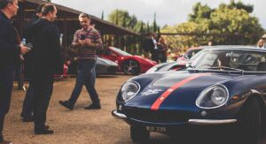 The Padre-Figlio 2019: hairpin bends and strong emotions in Provence