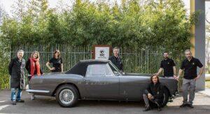 Restoration of the Ferrari 250 GT Pininfarina series 2 Cabriolet