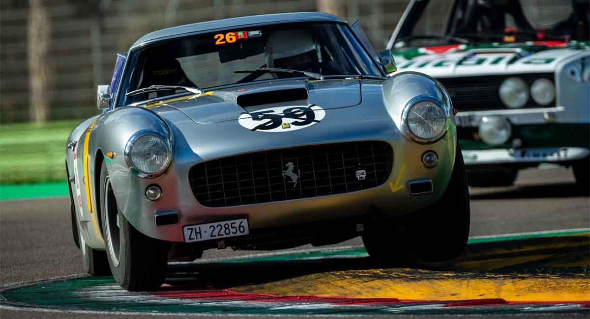 'Premio Speciale Brandoli' alla Ferrari 250 SWB SEFAC
