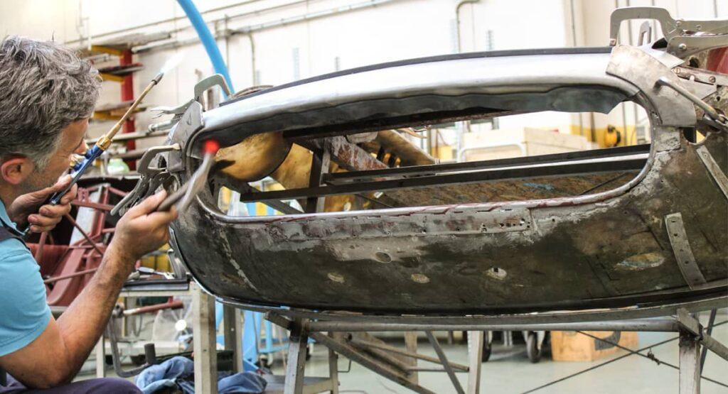 Il restauro della Ferrari 275 GTB 6C Berlinetta, Scaglietti, GDX: la vera storia!
