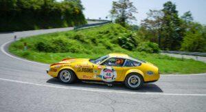 Modena Cento Ore: the Brandoli Special Prize goes to the Ferrari 365 GTB/4 Daytona Competizione, #16425