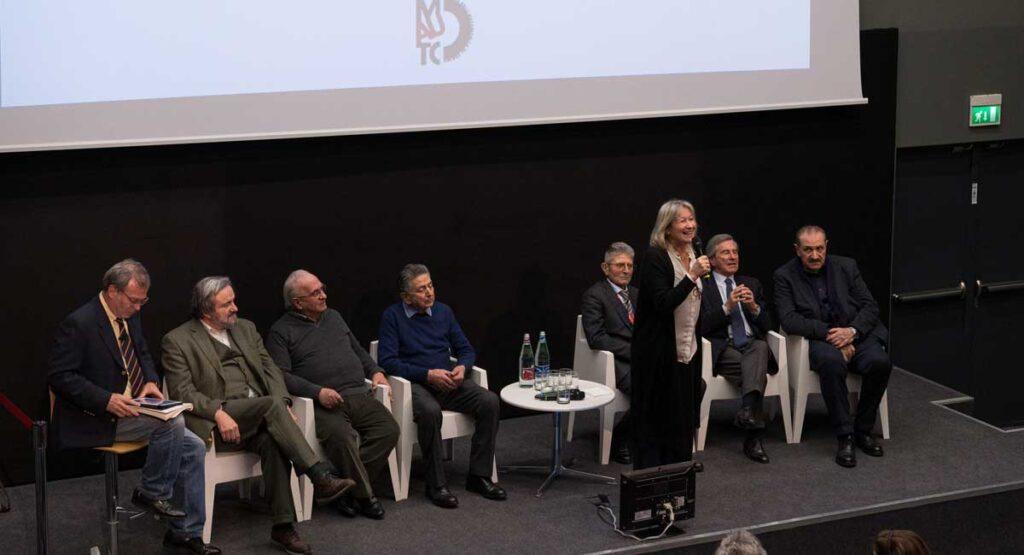 """Modenese """"representatives"""" go to Turin to pay tribute to Sergio Scaglietti"""