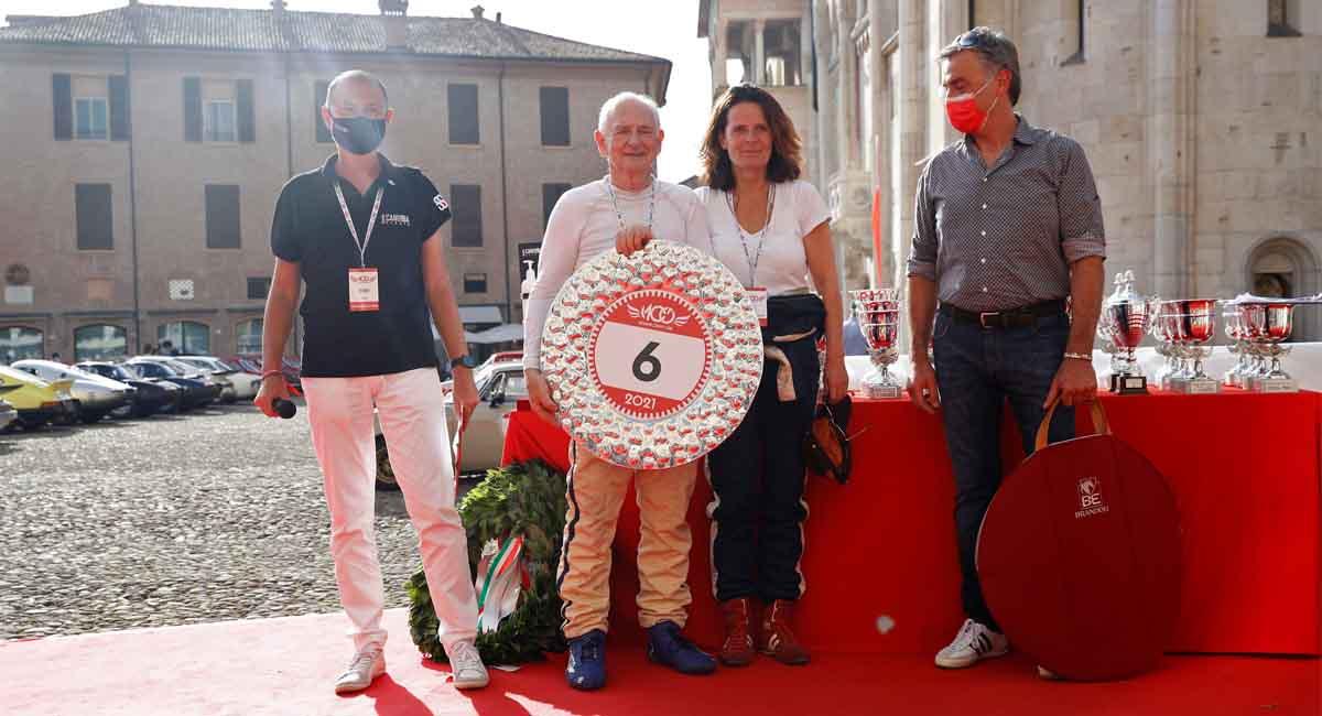 Modena Cento Ore 2021_Premio Speciale Brandoli
