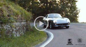 Video documentary: Tom Hartley Jnr and Roberto Brandoli describe the restoration of a rare 275 GTB 6C